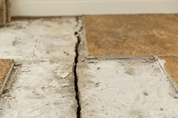 Foundation Floor Crack in Cleveland, Cuyahoga Falls, Akron